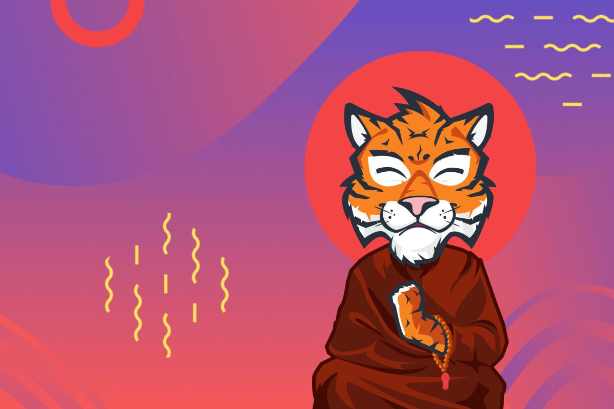 Мудрость Тигра #8