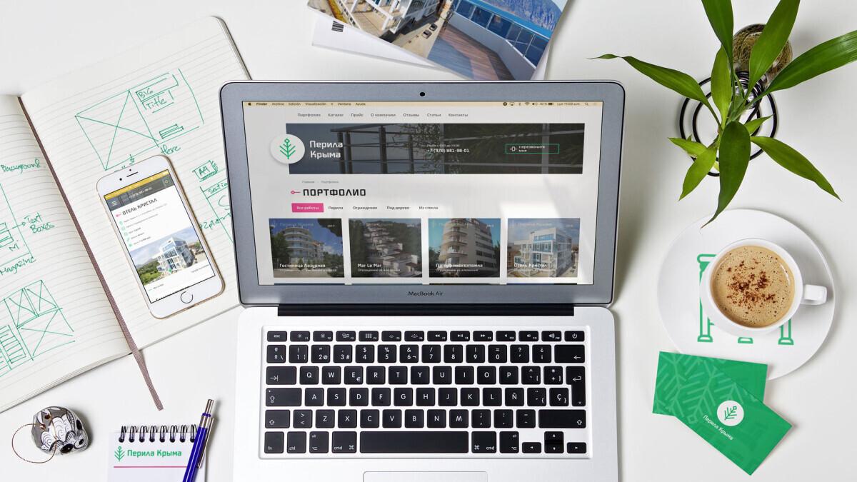 Корпоративный сайт – лицо компании