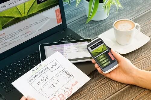 Дизайн сайта и SEO-продвижение — есть ли связь?